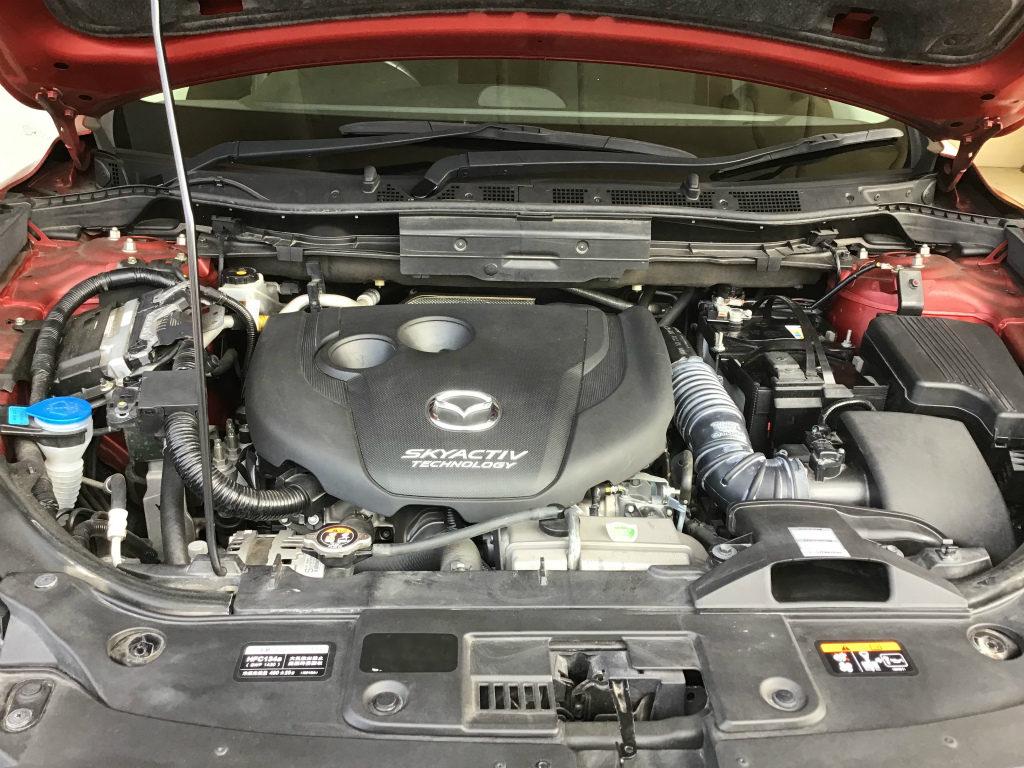 2200ccディーゼルエンジン